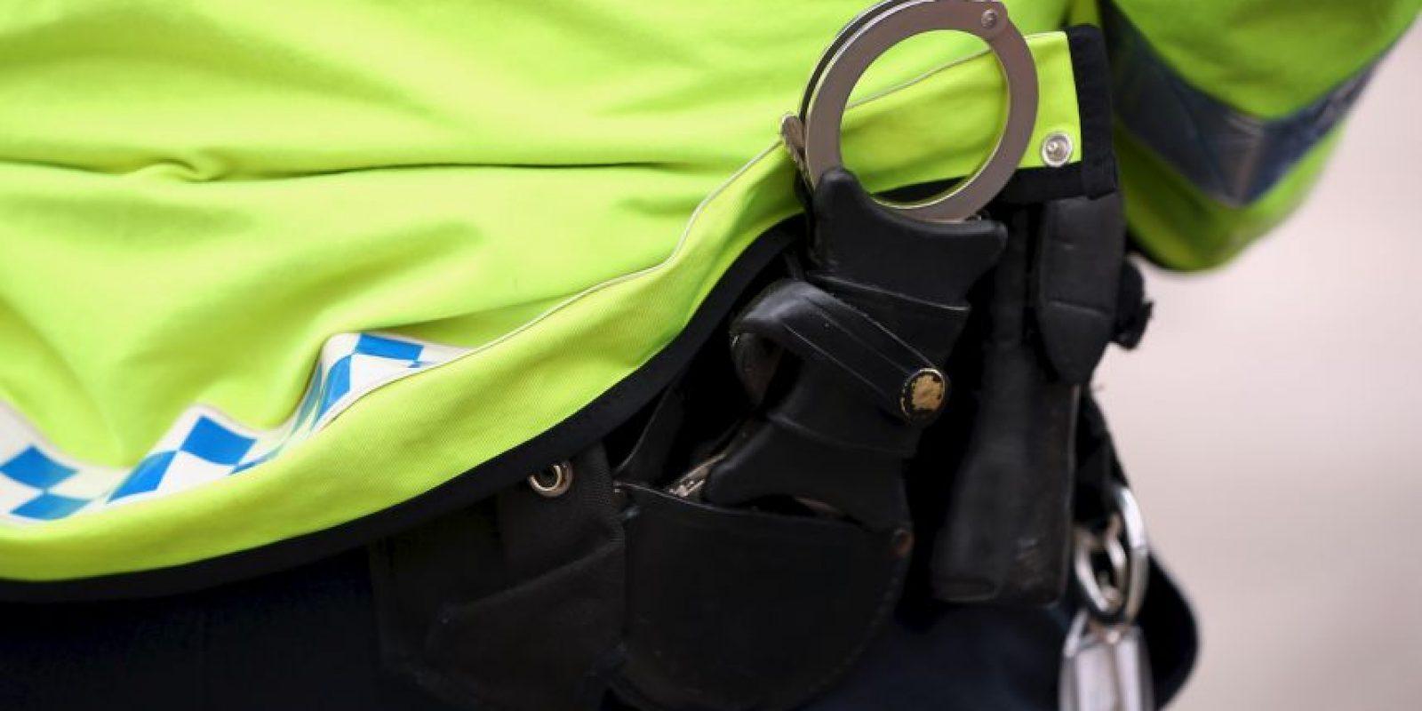 Tensing es el cuarto policía a que se acusa de un caso relacionado con disparos contra civiles. Foto:Getty Images