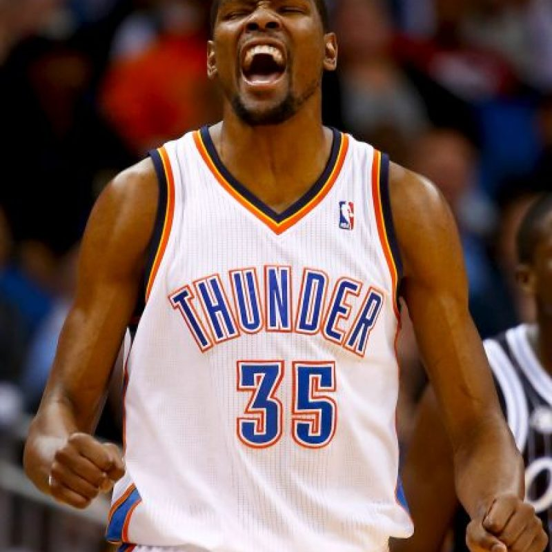5. Kevin Durant / Básquetbol Foto:Getty Images