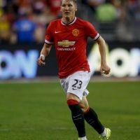 El mediocampista alemán fichó por Manchester United para esta temporada. Foto:Getty Images