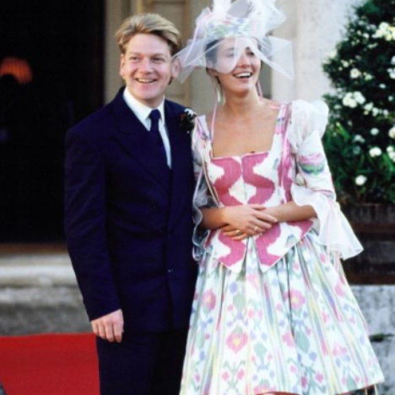 Y esto es la razón de por qué los ochentas siguen siendo un poco cuestionables en moda. Foto:vía Getty Images