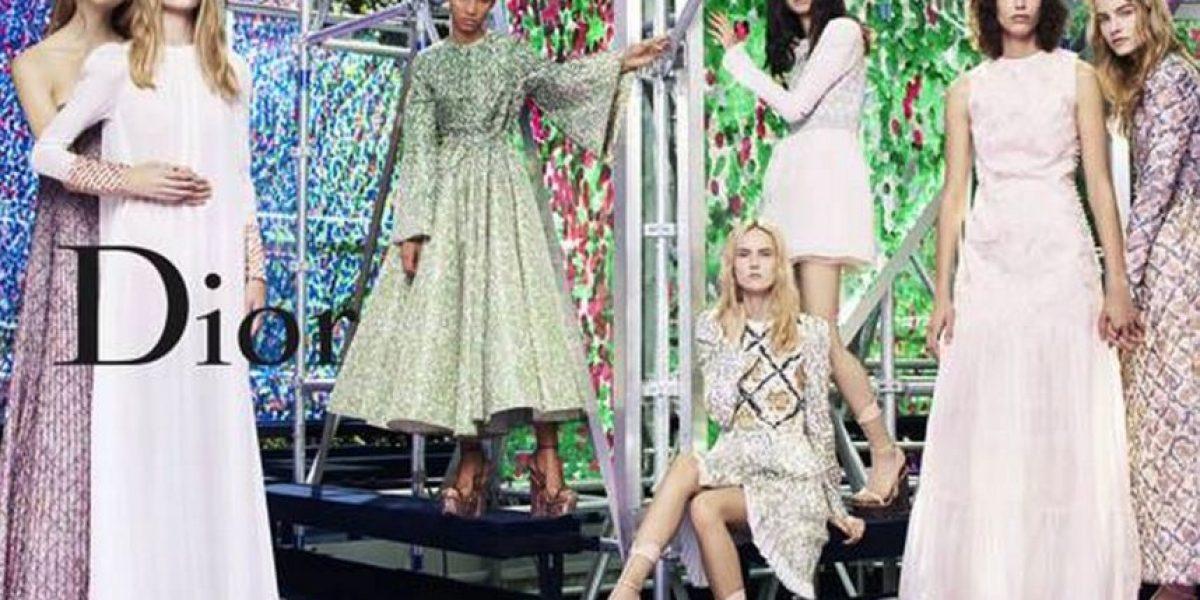 El nuevo rostro de Dior tan solo tiene 14 años