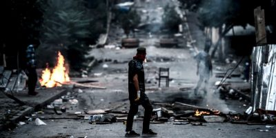 Disturbios en Siria Foto:AFP
