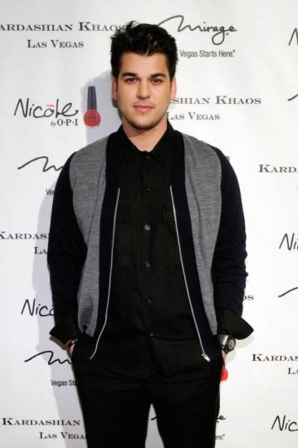 El hermano menor de las Kardashian llevaba mucho tiempo alejado de Instagram. Foto:Getty Images