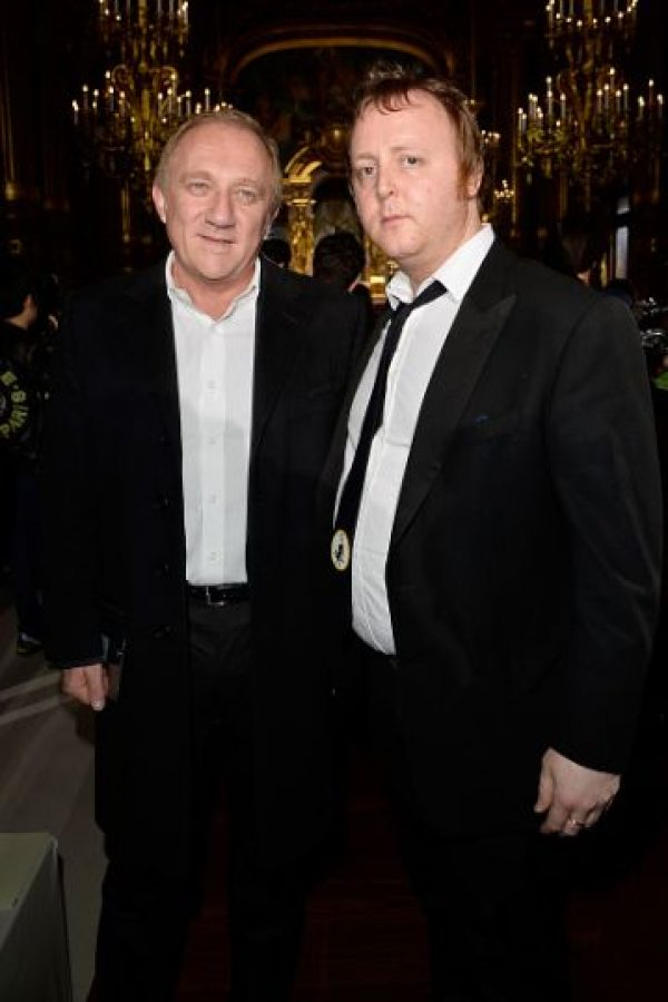 Él es James McCartney. Foto:vía Getty Images