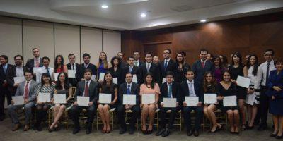 52 guatemaltecos se especializarán en el extranjero gracias a Guatefuturo