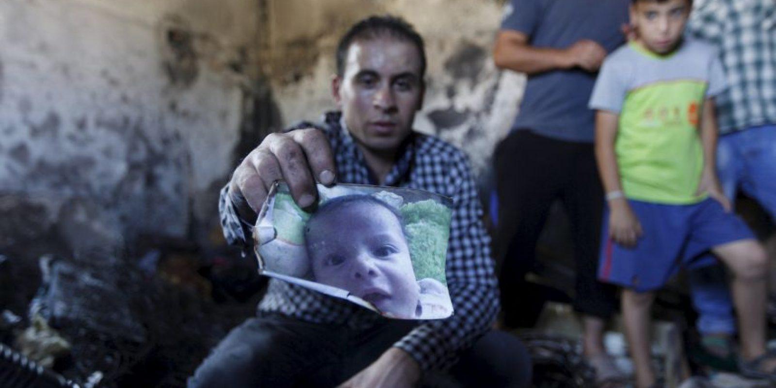 En 2014, la vida de miles de niños palestinos y sus familias se vieron truncadas por 50 días de intensísimos combates. Foto:AP