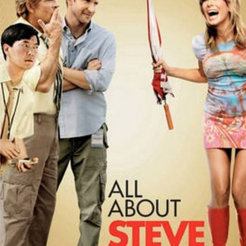 """All About Steve"". Disponible a partir del 10 de agosto. Foto: 20th Century Fox"
