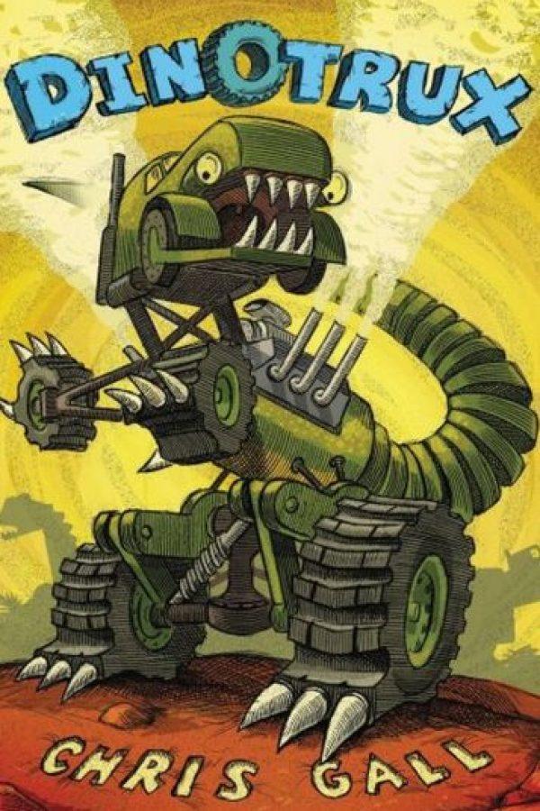"""DinoTrux"". Disponible a partir del 14 de agosto. Foto:Netflix"