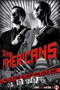 """The Americans"" – Temporada 2. Disponible a partir del 27 de agosto. Foto: FX"