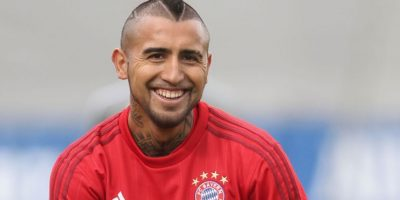 Arturo Vidal (Chile). Foto: Getty Images