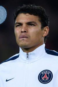 Thiago Silva (Brasil). Foto:Getty Images