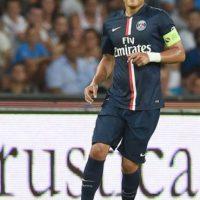 Silva vería acción en el PSG ante Olympique de Lyon. Foto:Getty Images