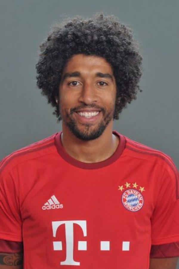 Dante podría ver acción con Bayern Múnich ante Wolfsburgo. Foto:Getty Images