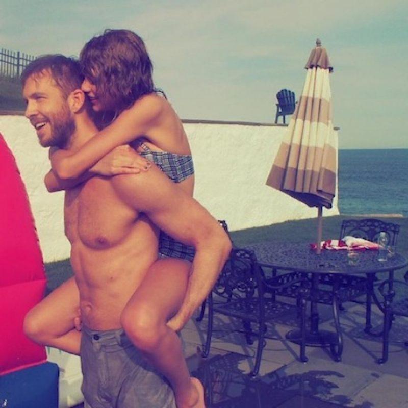 La pareja inició su relación en el mes de febrero. Foto:Instagram/TaylorSwift