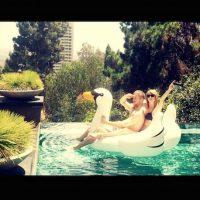 Las estrellas de la música son la pareja mejor pagada del mundo. Foto:Instagram/TaylorSwift