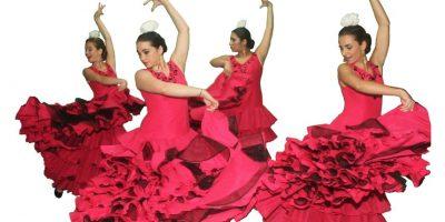 Gran velada de danza de la academia Mary Farrington