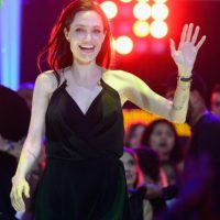 Entre los planes de la famosa transexual se encuentra lucir como la actriz Angelina Jolie. Foto:Getty Images