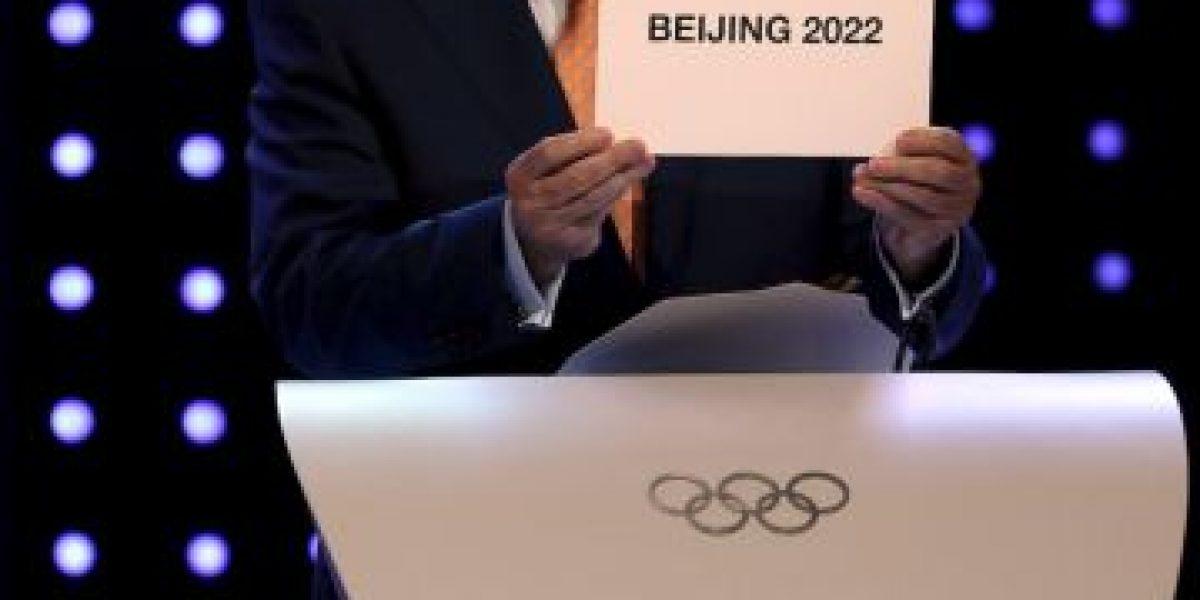 ¿Pekín o Beijing? Este es el nombre correcto de la nueva sede Olímpica