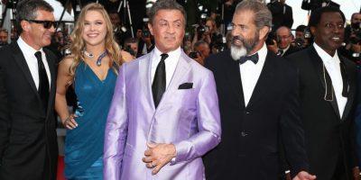 Su compañía es valorada por actores como Antonio Banderas, Sylvester Stallone o Mel Gibson. Foto:Getty Images