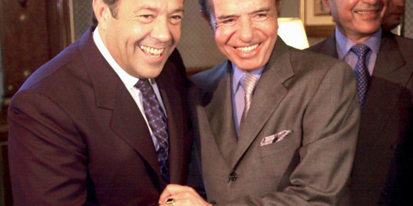 Actualmente es Senador de la Nación Argentina por la provincia de La Rioja Foto:Getty Images