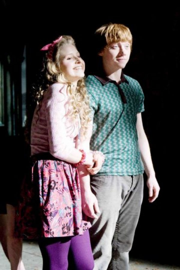 "Interpretó a la novia de ""Ron"", ""Lavender Brown"". Foto: vía facebook.com/harrypottermovie"