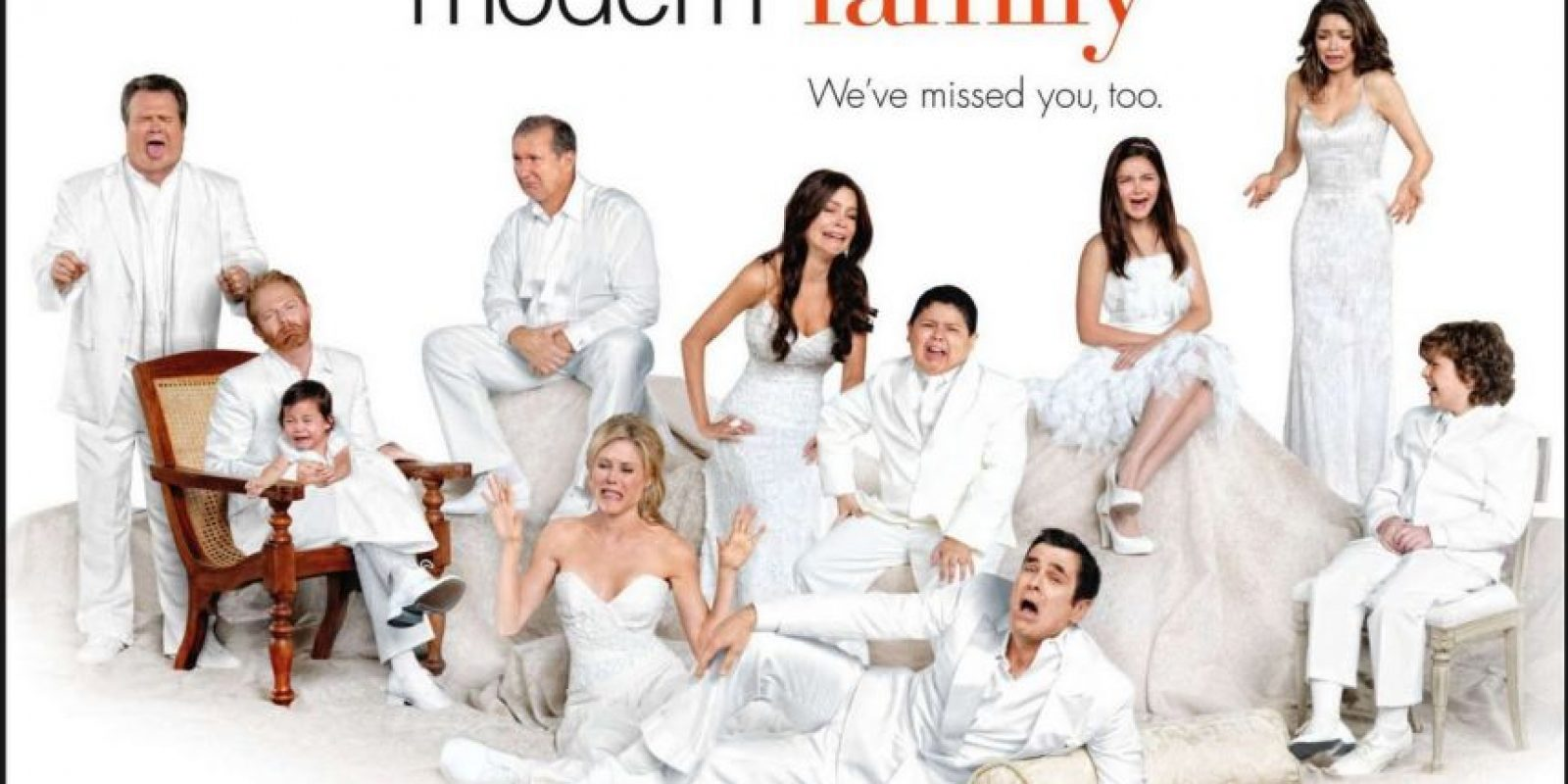 Esta serie norteamericana de comedia muestra los cambios en los modelos tradicionales de familias actuales Foto:ABC / Fox / USA Network