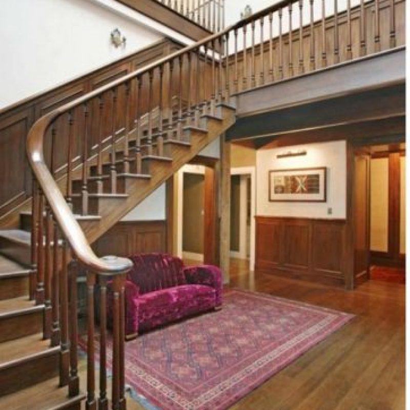 Escalera y zona de paso Foto:Vía zoomnews.es