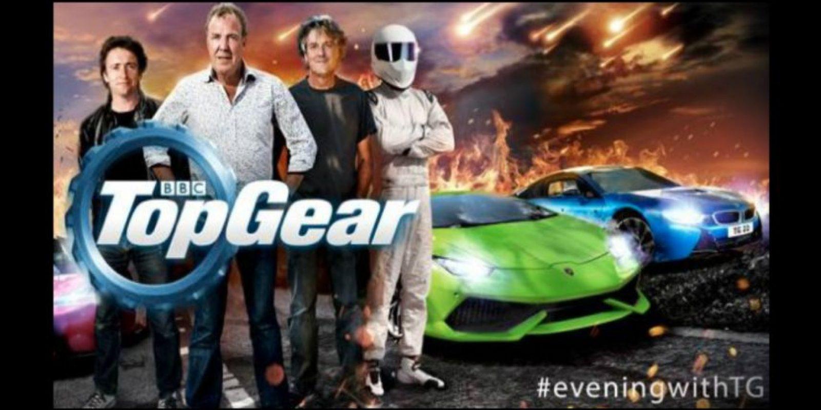 """""""Top Gear"""" comenzó en 1977 como un programa de autos convencional. Foto:Facebook/TopGear"""