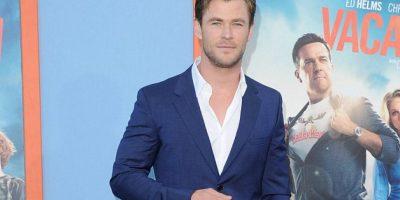 Chris Hemsworth confiesa cómo escogió la prótesis de una sugerente escena en ropa interior