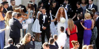 El inesperado regalo de Cristiano Ronaldo en la boda de su amigo
