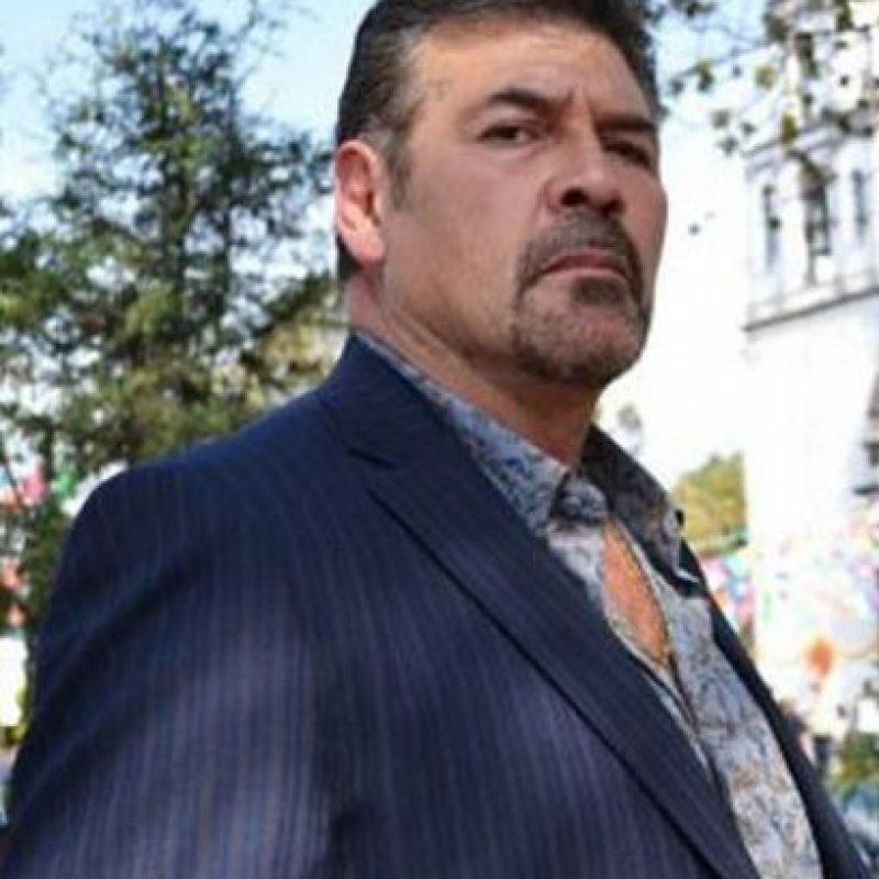 Benjamín Arrellano Félix era Guillermo Quintanilla, encarnado por Isidro Robles Foto:Telemundo