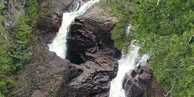 """Este es el """"río diabólico"""", descubran por qué lo llaman así"""