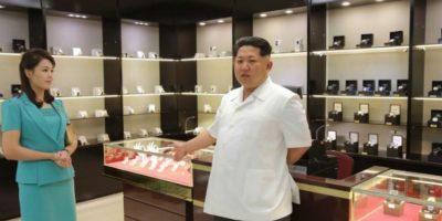 El supuesto motivo es que a Kim Jong-un no le gustó el nuevo diseño Foto:AFP