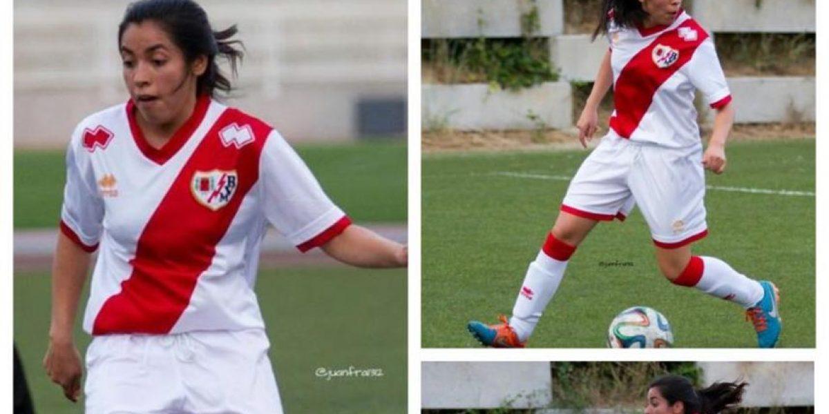 Ana Lucía Martínez está a pocas horas de unirse a su nuevo equipo en España