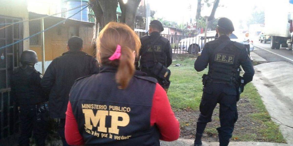 Fiscalía tras banda de asaltantes, extorsionistas y sicarios de Santa Rosa