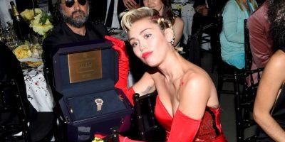 """""""Miraba a Miley y veía que siempre estaba de fiesta, que estaba disfrutando su juventud sin importarle nada ni nadie"""" Foto:Getty Images"""