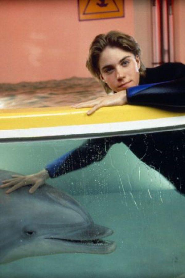 No logró tener éxito en su carrera cinematográfica. Esto lo deprimió y se suicidó a los 27 años, en 2003. Foto:vía Getty Images