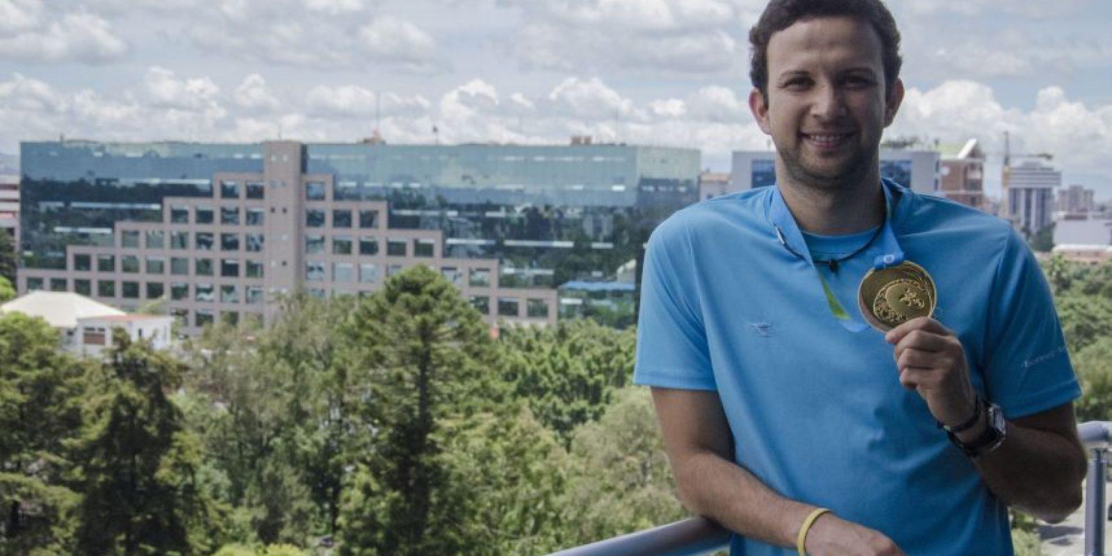 Kevin Cordón confirmó su condición como la mejor raqueta de América. Foto:Luis Carlos Nájera