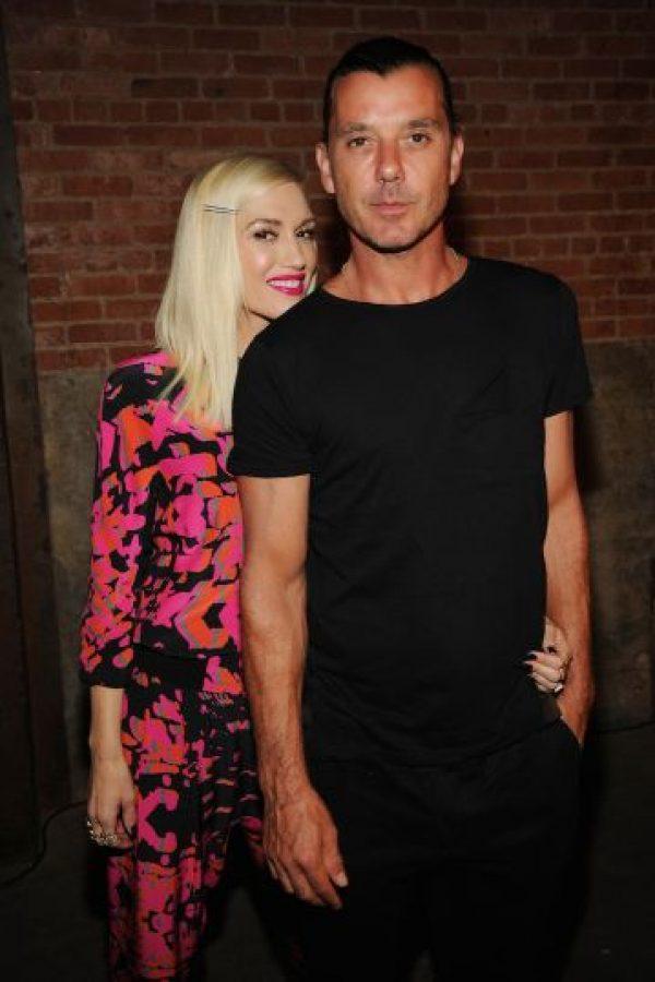 La cantante Gwen Stefani se encuentra en proceso de divorcio. Foto:Getty Images