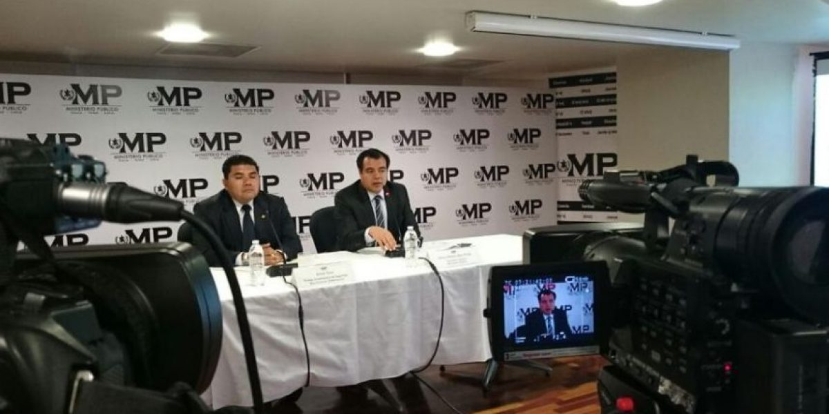 """MP: Banda """"Los Ruines"""" asaltaba a turistas y traficaba droga"""