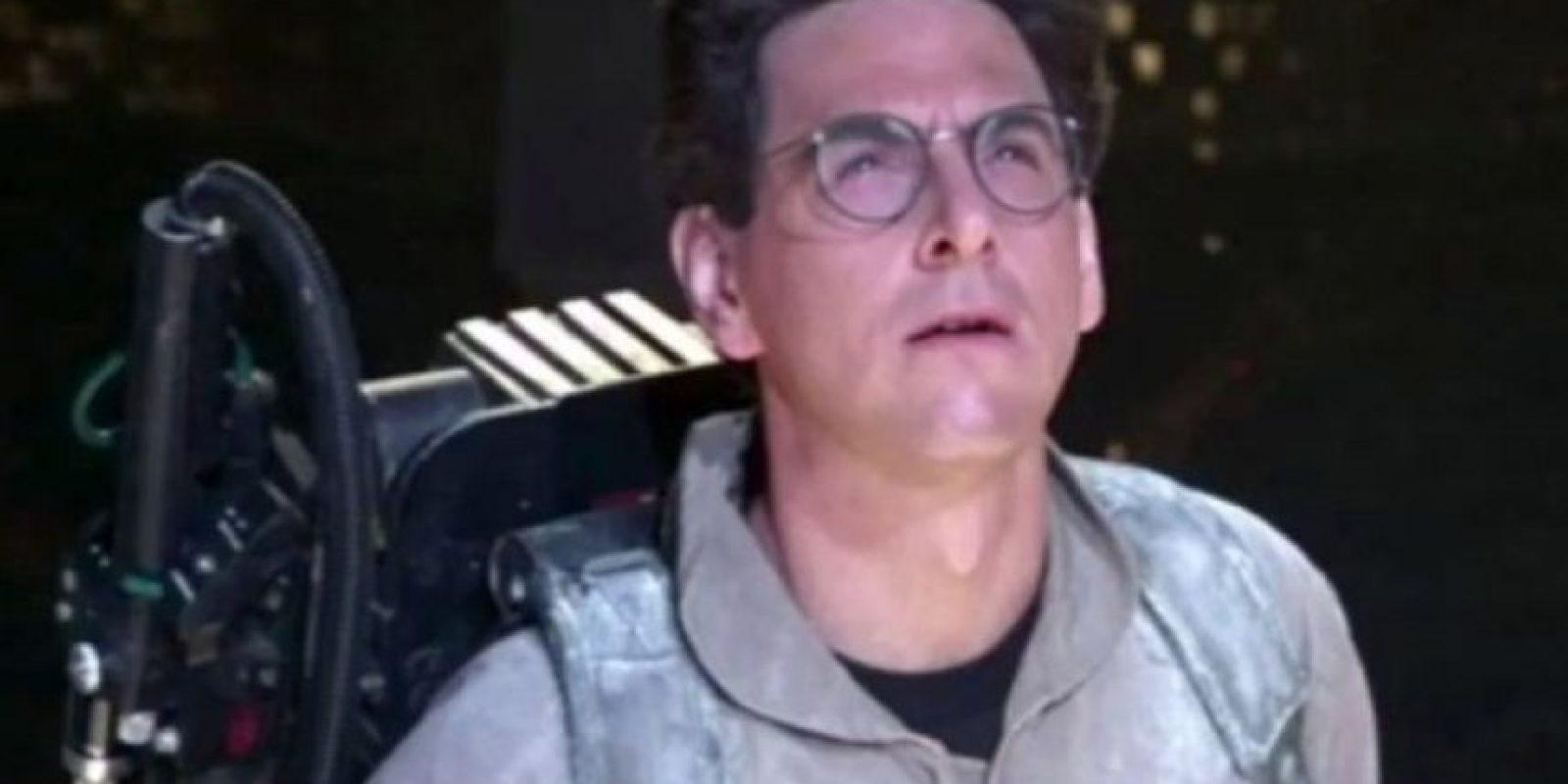 """7. Harold Ramis, aparte de ser actor de """"Los Cazafantasmas"""", también fue su guionista. Foto:vía Getty Images"""