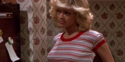 "10. Lisa Robin Kelly era la odiosa hermana del protagonista en ""That´s Seventy Show"". Foto: vía Getty Images"