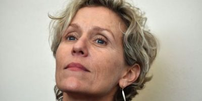 Frances McDormand Foto: Agencias