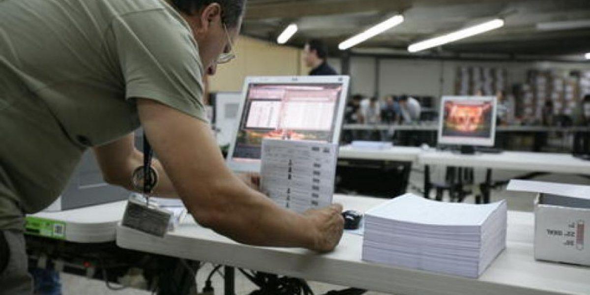 """Padrón electoral está """"listo"""" y se entregará el 6 de agosto"""