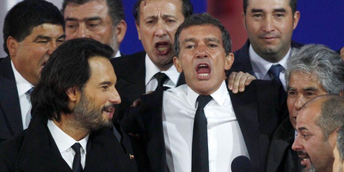 Un aniversario del rescate a los 33 mineros chilenos al estilo de Hollywood