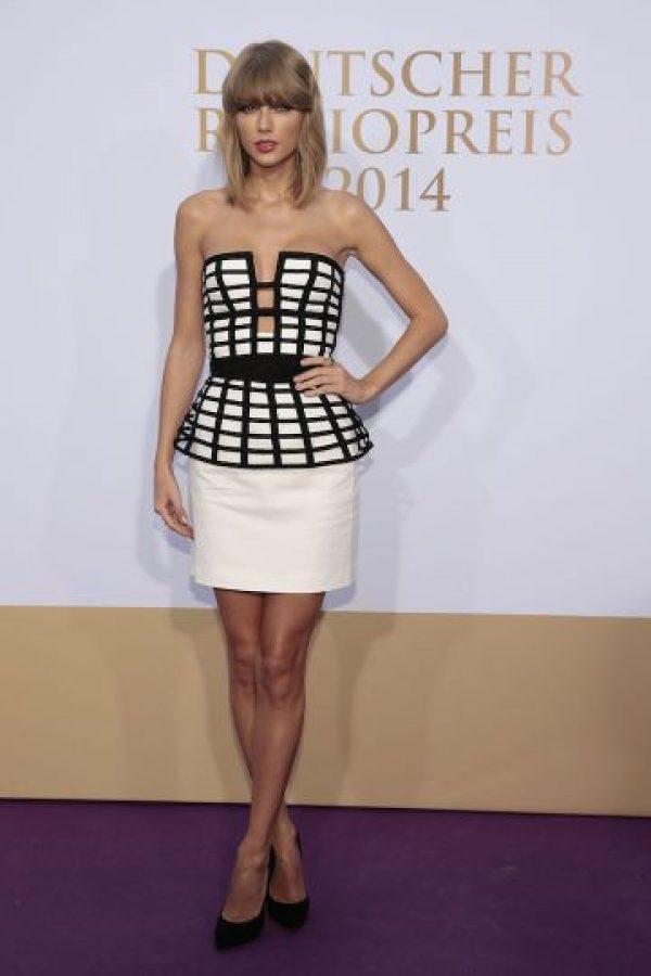 """La cantante de 25 años eligió """"Wildest Dreams"""" como su quinto single. Foto:Getty Images"""