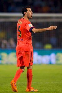 6. Sergio Busquets (Barcelona) Foto:Getty Images