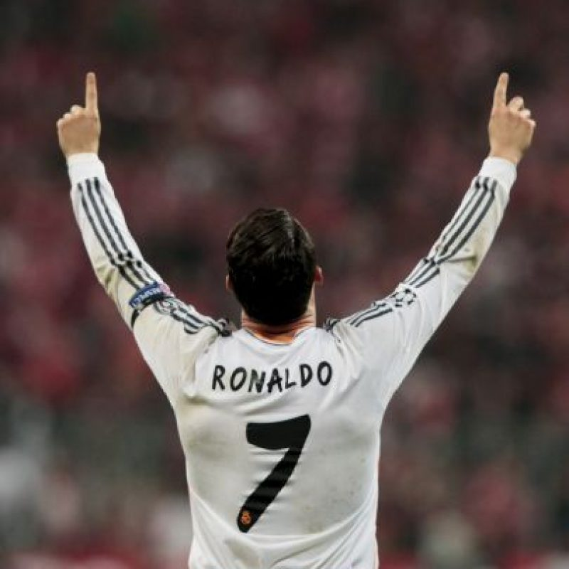 9. Cristiano Ronaldo (Real Madrid) Foto: Getty Images