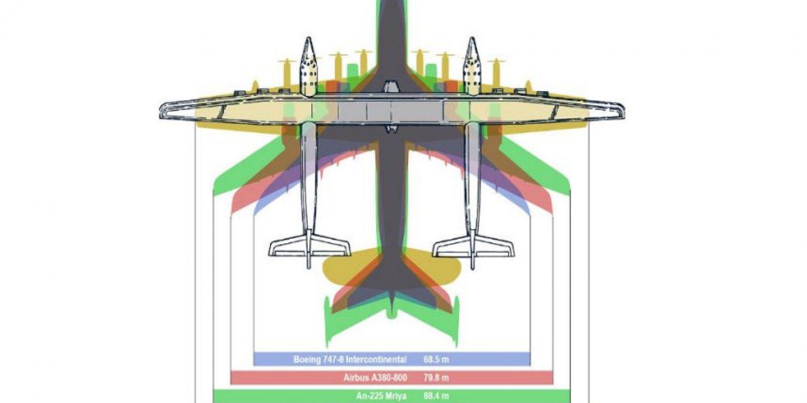 Se usará como ayuda para los satélites de lanzamiento. Orbitará hasta mil 200 millas (más de un millón 900 mil metros) de altura Foto:M Warren us / Wikicommons