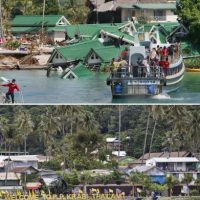 magen tomada en la isla Phi Phi, en Tailandia Foto:Getty Images